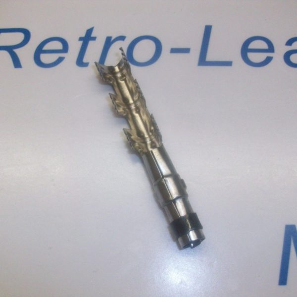 """1 X New Ignition Lead Spark Plug Terminal Straight For Tube Boots 3"""" Long Ht"""