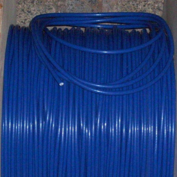 6 Blue Silicone Ignition Lead Spark Plug Boot Terminal 45 / 135 Degree V8 Gmc