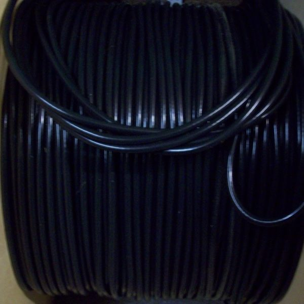 """Black 20"""" Inches Long Ignition Coil Lead Ht All Cars From  50s / 70s & More"""