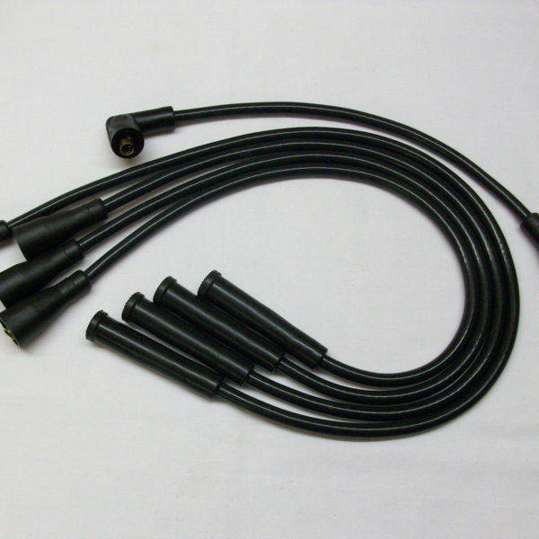 Black 8mm Performance Ignition Leads Will Fit.. Ford Fiesta Mk1 950 1.1 Quality.