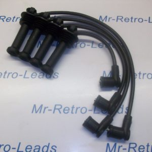 BLACK 8MM PERFORMANCE IGNITION LEADS FOR THE TRIBUTE SUV QUALITY HT LEADS