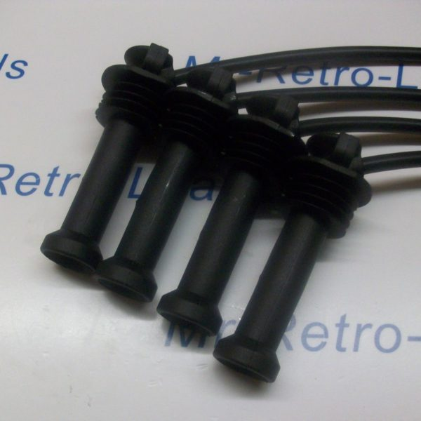 Black 8mm Performance Ignition Leads Maverick 2.0 16v Suv Quality Built Leads