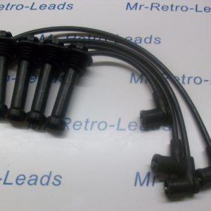 Black 8mm Performance Ignition Leads Mazda Tribute Suv Quality Built Ht Leads