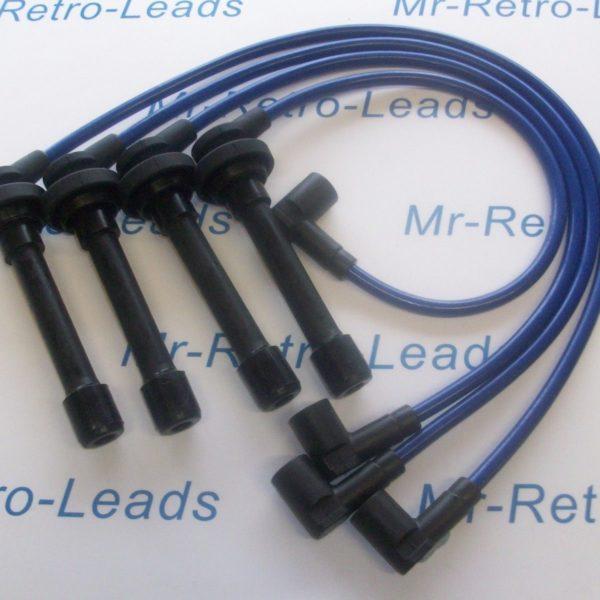 Blue 8.5mm Ignition Leads For Honda Civic D Series Aerodeck 1.4i 15 16 16v Ht