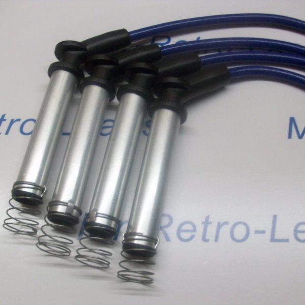 Blue 8.5mm Performance Ignition Leads Ford Street Ka Fiesta Hatchback Quality Ht