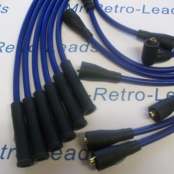 Blue 8.5mm Performance Ignition Leads To Fit Datsun 240z 260z Quality Ht Leads