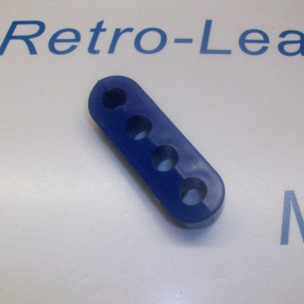 Blue 8mm Ignition Lead Ht Clip Holder Separator Clamp Holder Spacers Kit 4 Way