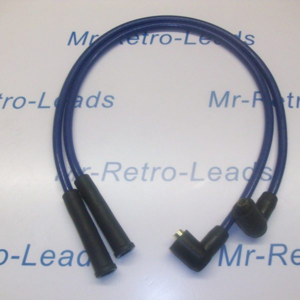 Blue 8mm Performance Ignition Leads Kit Citroen 2cv Ht Quality Ignition Leads