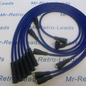 Blue 8mm Performance Ignition Leads To Fit Datsun 240z 260z Quality Built Leads