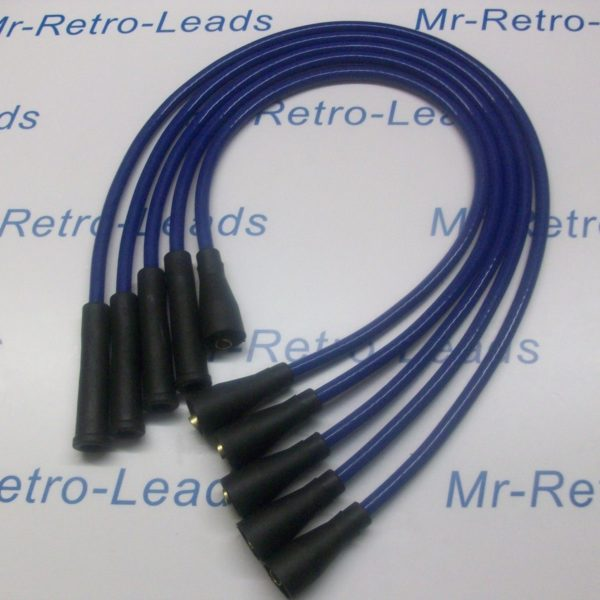 Blue 8mm Performance Ignition Leads To Fit Ford Escort Mk2 Mk3 Fiesta Mk1 Mk2