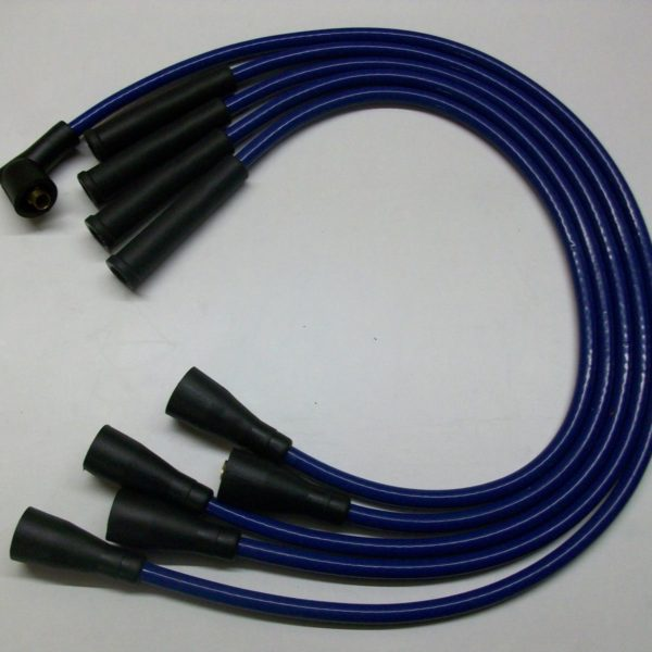 Blue 8mm Performance Ignition Leads Triumph Tr7 Early Type Quality Ht Leads