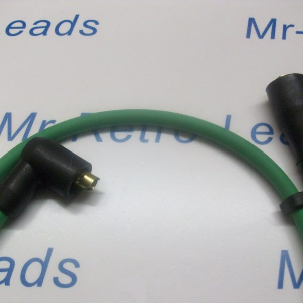 Green 8mm Extra Long Ignition Coil Lead 1.5 Meters From  50s / 70s & More Ht....