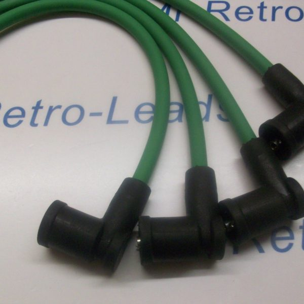 Green 8mm Ignition Leads Will Fit Mazda Rx-8 Rx8 231 192 Ps D585 Coil Pack Ht..
