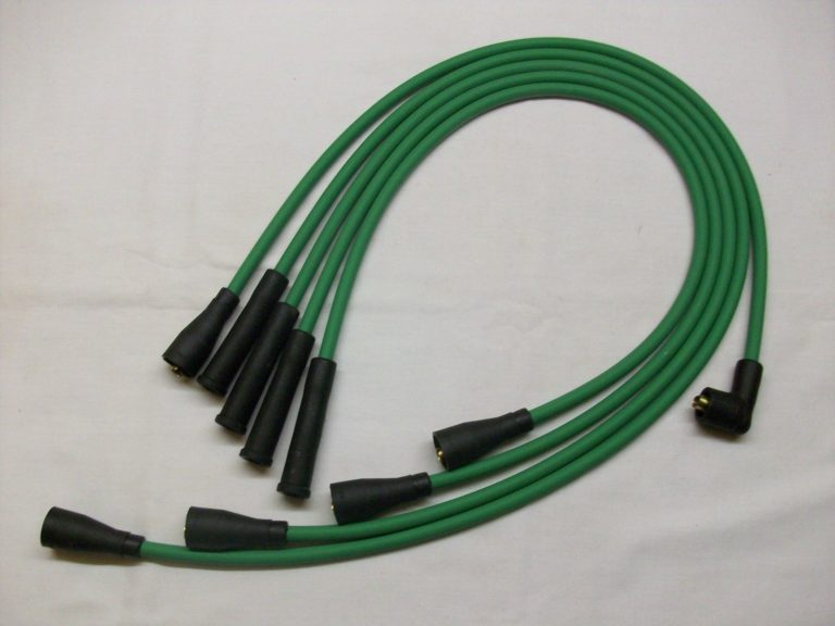 Green 8mm Performance Ignition Leads To Fit Lotus Excel Esprit 2.0 Quality Leads