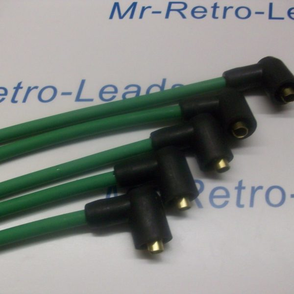 Green 8mm Performance Ignition Leads Triumph Spitfire Mkiv 1.5 1.3 Quality Leads