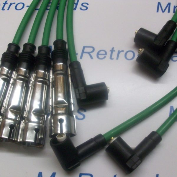Green 8mm Performance Ignition Leads Will Fit. Vw Transporter Box 2.0 T25 Camper
