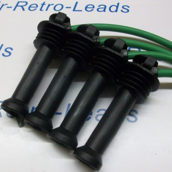 Green 8mm Performance Ignition Leads Will Fit Ford Focus Zetec Quality Build Ht.