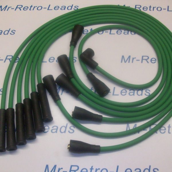 Green 8mm Performance Ignition Leads To Fit Datsun 240z 260z Quality Leads Ht