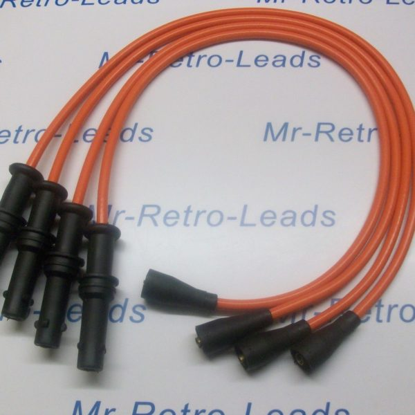 Orange 8mm Performance Ignition Leads Will Fit.. Subaru Impreza 2.0 Awd 16v  Ht.