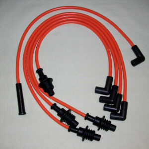 Orange 8mm Performance Ignition Leads Will Fit.. Peugeot Gti 205 305 309 405 1.6