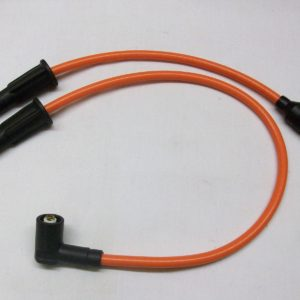 ORANGE 8MM PERFORMANCE IGNITION LEADS VICTORY HAMMER 106 100 92 PRE 05 QUALITY.