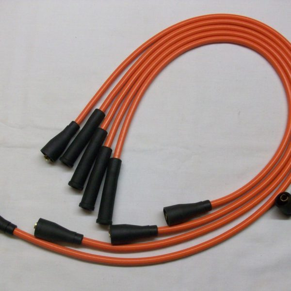 Orange 8mm Performance Ignition Leads To Fit. Lotus Excel Esprit 2.2 Quality Ht.