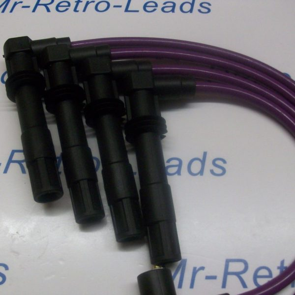 Purple 8mm Performance Ignition Leads To Fit. Vw Polo 1.6 Gti 1.4 16v Quality Ht