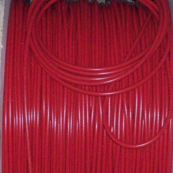 Red 8mm Ignition Lead Kit Peugeot 309 405 1.9 Mi16 16v Bx19 Citroen 16v Racing.