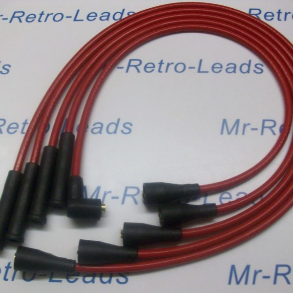 Red 8mm Performance Ignition Leads To Fit. Lotus Excel Esprit 2.0 Quality Build