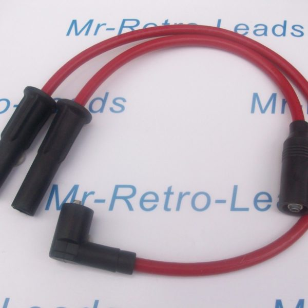 Red 8mm Performance Ignition Leads Victory Hammer 106 100 92 Quality Hand Built