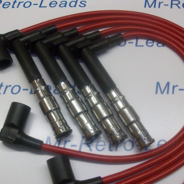 Red 8mm Performance Ignition Leads Will Fit. Mercedes 190e Cosworth 2.5 2.3 16v