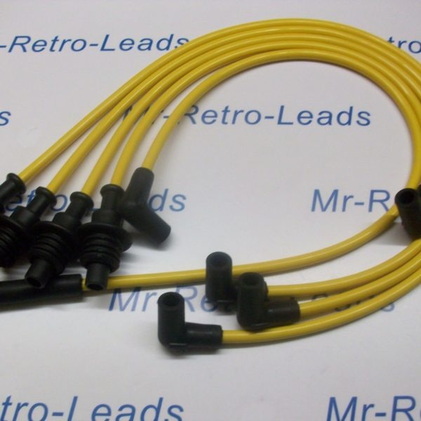 Yellow 8mm Performance Ignition Leads Will Fit. Peugeot Gti 205 305 309 405 1.6