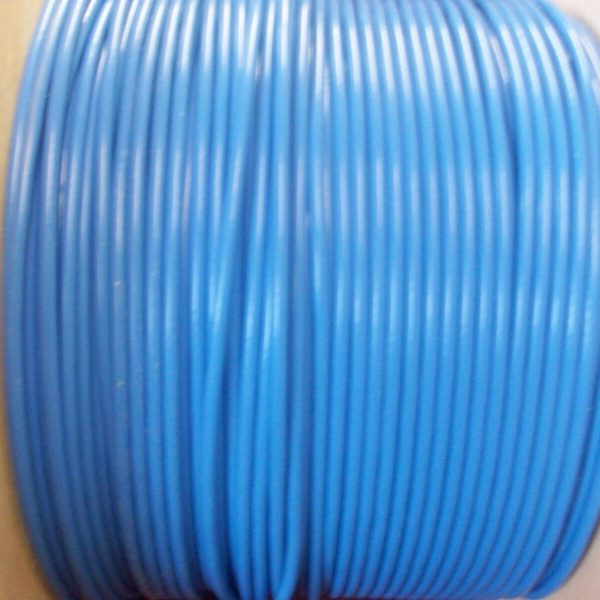 Light Blue 8mm Performance Ignition Lead Cable Ht For 1 Full Meter Quality Lead