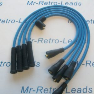 Light Blue 8mm Performance Ignition Leads Will Fit Ford Fiesta Mk1 950 1.1 Leads