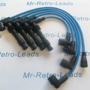 Light Blue 8mm Performance Ignition Lead C20let C20xe Vauxhall Cavalier Calibra