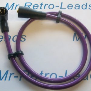 PURPLE 8MM PERFORMANCE IGNITION LEADS FOR POLO 1.6 GTi 1.4 16V QUALITY HT LEADS