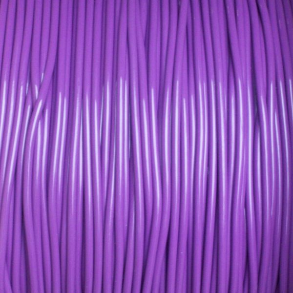 Purple 8mm Extra Long Ignition Coil Lead All Cars From 50s / 70s & More 1 Meter
