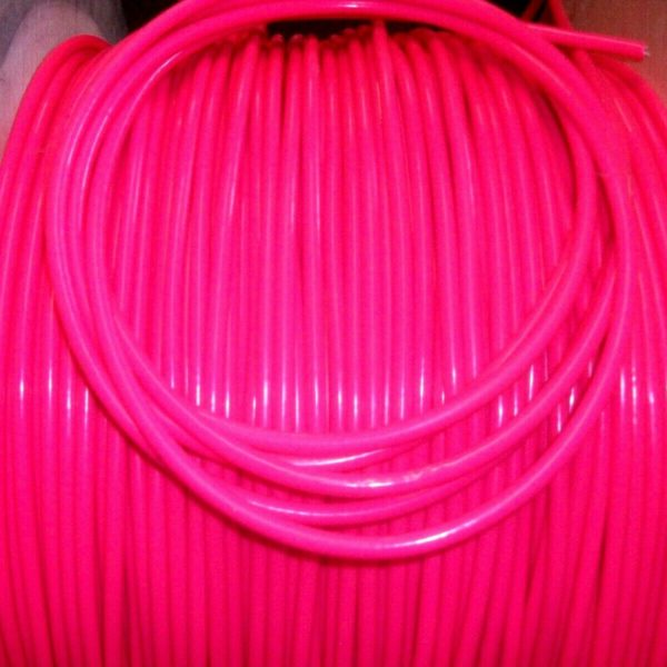 Pink 8mm Performance Ignition Lead Cable Ht For 1 Full Meter Quality Lead Ht
