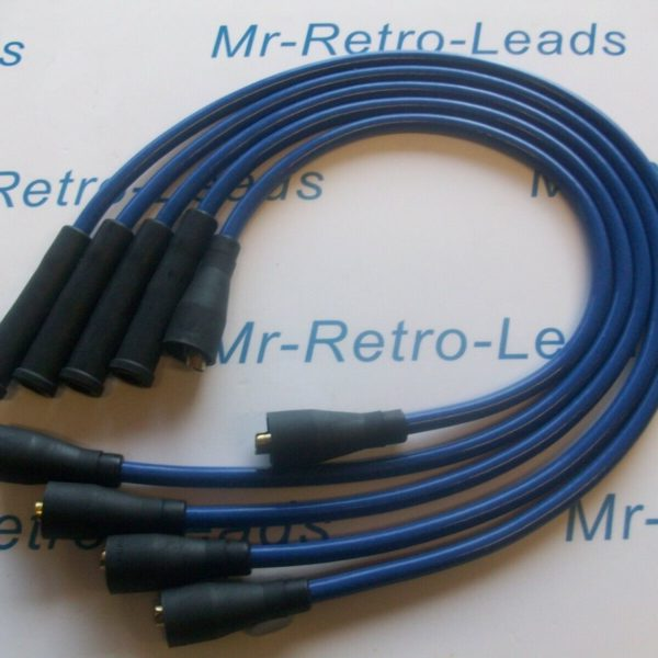 Blue 8mm Performance Ignition Leads For Opel Kadett C Ideal For Racing And Road