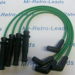 Green 8mm Performance Ignition Leads Rover Discovery 2.0 Mpi 89 > 98 Quality Ht