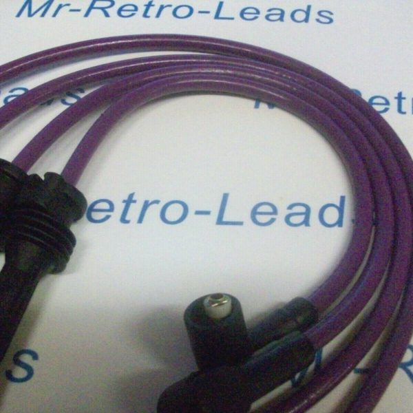 Purple 8mm Performance Ignition Leads For Clio Mk11 2.0 16v Sport Fiat Punto
