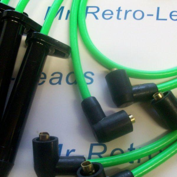 Lime Green Performance Leads Scorpio Mk1 Dohc Sierra 2.0 Dohc Granada Mk3