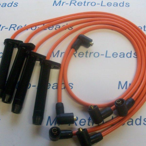 Orange Performance Ignition Leads Scorpio Mk1 Dohc Sierra 2.0 Dohc Granada Mk3