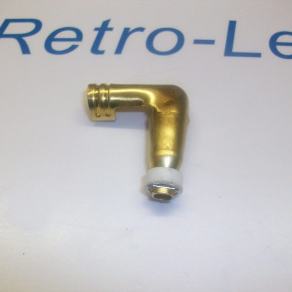 M4 Ignition Lead Distributor Coil Brass Push In Type Terminal M4 Spark Plug