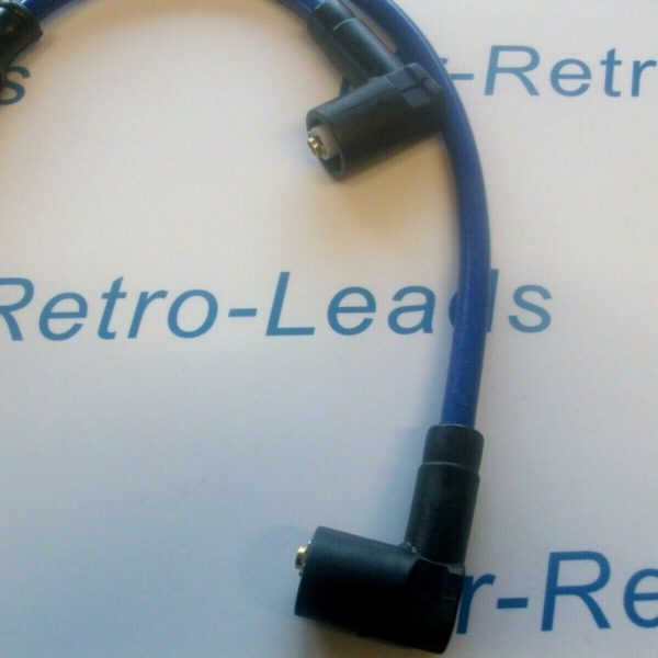 Blue 8mm Performance Ignition Leads Commando 961 / 916 Quality Hand Built Leads